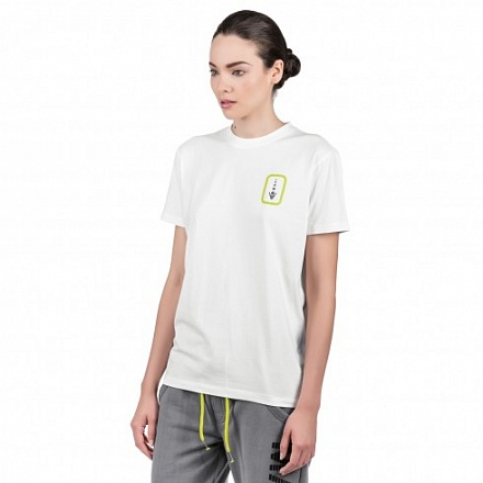 T-shirt Neu Research bianco Fall Winter