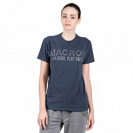 T-shirt Holly Research blu Fall Winter 2014
