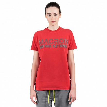 T-shirt Holly Research rosso Fall Winter 2014